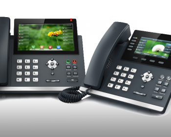 The smart choice for clear, enterprise-class VOIP and full IP PBX capabilities. Connect smartphones, softphones, desktop handsets, videophones, and speakerphones to one system.