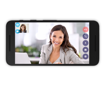 NEC's UNIVERGE ST500 softphones for Android and Apple smartphones allow you to make and receive voice and video calls from virtually anywhere, as if you were at your desk.